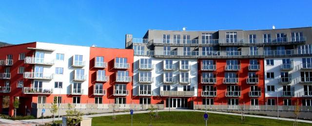 Жилой комплекс в Беруоне, Чехия. Продажа квартир