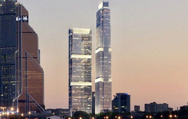 Жилой комплекс Нева Тауэрс (Neva Towers). Продажа апартаментов Москва-Сити. Красногвардейский проезд