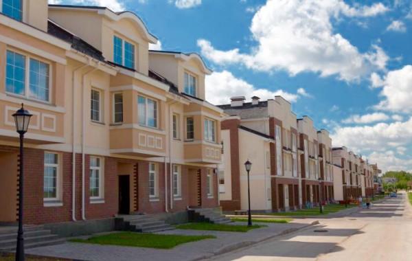Коттеджный поселок Северная Слобода. Продажа квартир