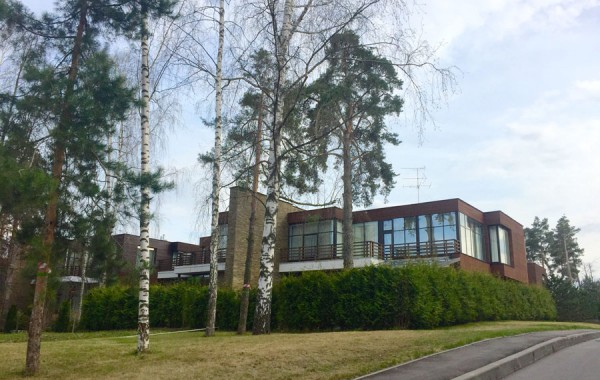 Коттеджный поселок Резиденция Рублево. Продажа дома. Новорижское шоссе