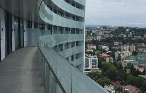 Жилой комплекс Hyatt Karat Apartments. Продажа квартиры. Ул. Орджоникидзе, 17, г. Сочи